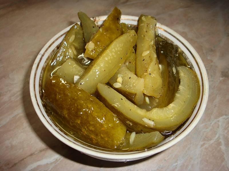 Салат из огурцов с горчицей на зиму – легко и вкусно: рецепт с фото и видео