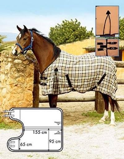Попона для лошади – виды и значение 2020