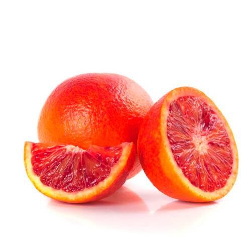 Кровавый сицилийский апельсин