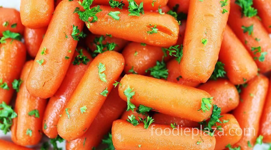 Что такое морковь: овощ или фрукт?