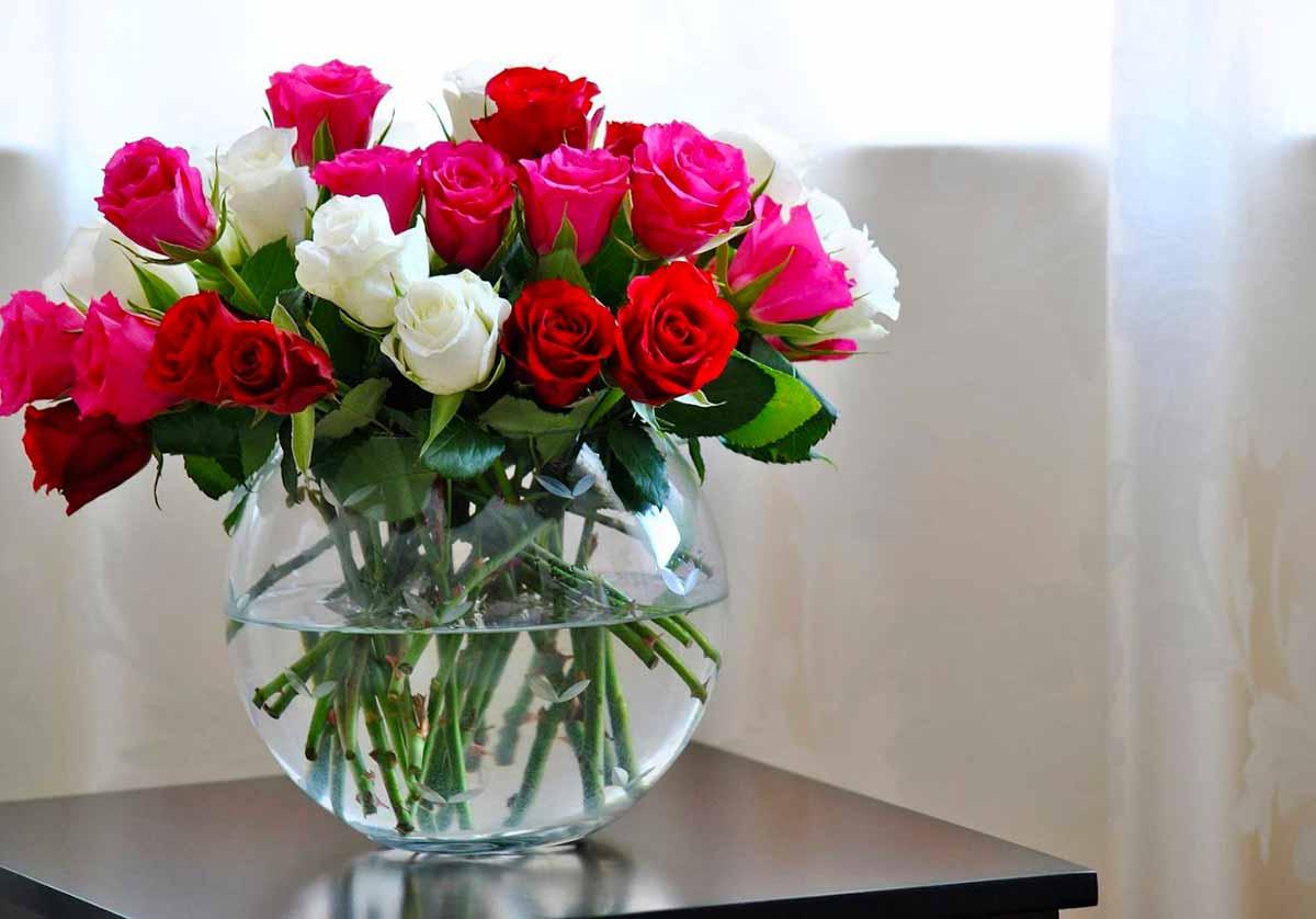 Чтобы розы стояли дольше в вазе дома, что нужно делать, как сохранить все срезанные цветы и продлить их жизнь, что добавить в воду и как ухаживать в таких условиях? selo.guru — интернет портал о сельском хозяйстве