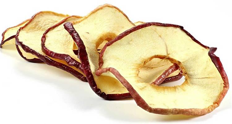 Яблоки сушеные: польза и вред для вашего здоровья