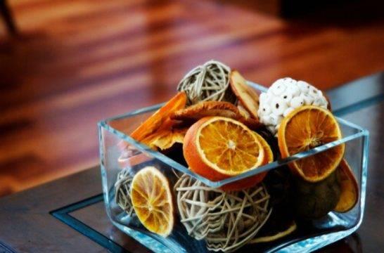 Как засушить апельсины для декора: мастер-класс   мастер-классы по рукоделию