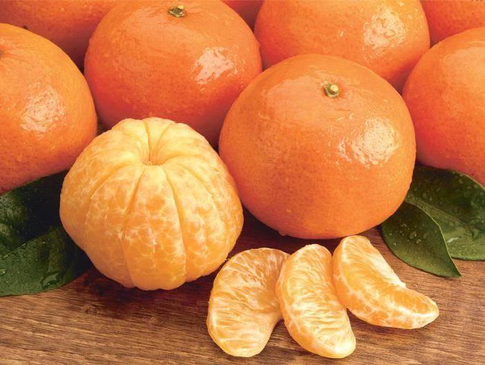 Хранение мандаринов в домашних условиях