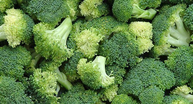 Калорийность брокколи: свежей, замороженной, масла, блюд - похудейкина