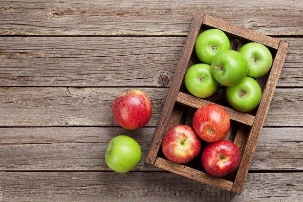 Калории, пищевая ценность и полезные свойства яблок