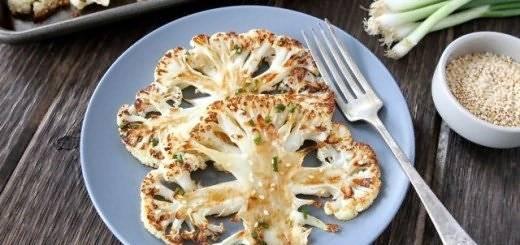 Цветная капуста вареная: пищевая ценность и калорийность тушеной, жареной, в кляре капусты на 100 г