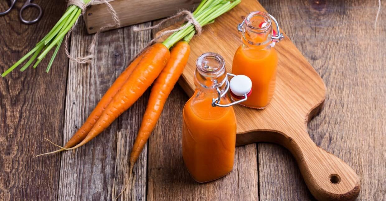 Морковь сырая — витамины