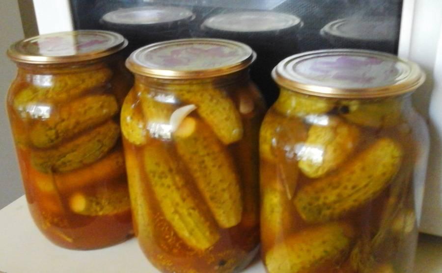хрустящие маринованные огурцы с кетчупом чили - самые лучшие рецепты