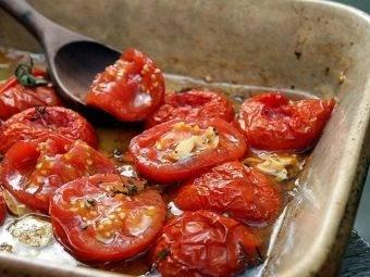 Калорийность помидора: свежего, соленого, маринованного, блюд - похудейкина