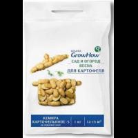 Как применять удобрение «Кемира» для картофеля