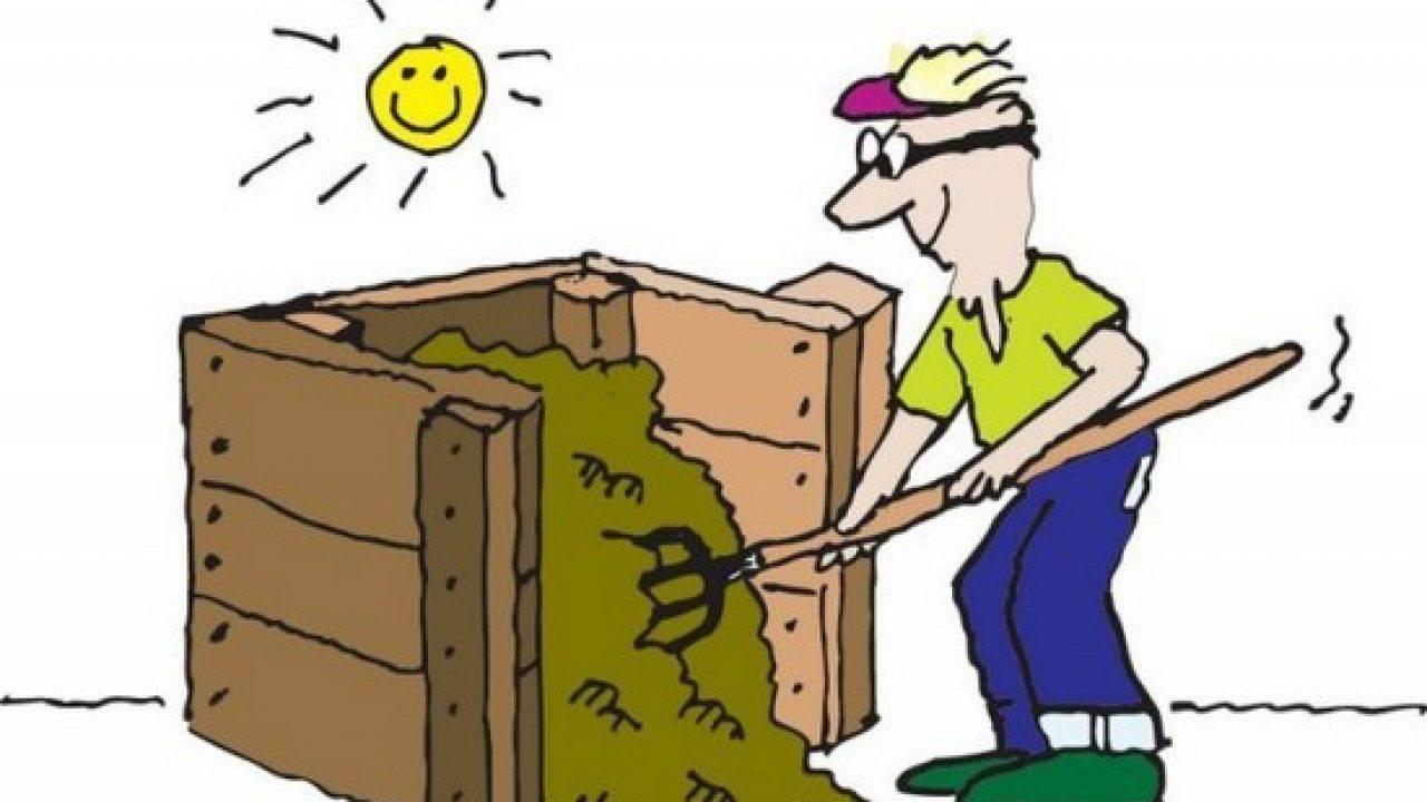 О компостере своими руками как сделать для дачи, варианты изготовления, чертежи