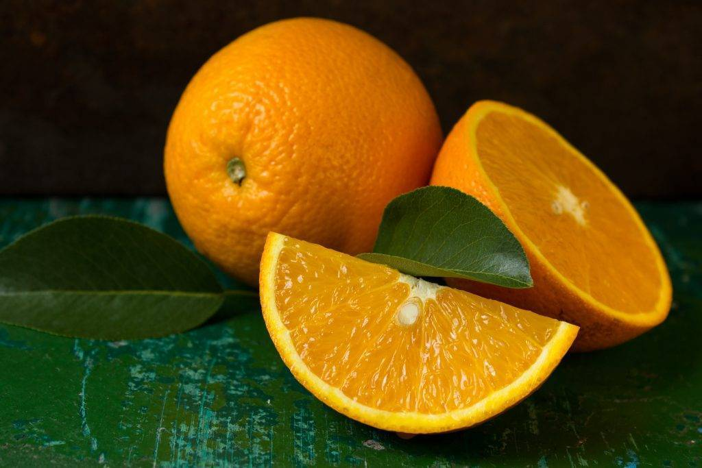 Апельсин калорийность в 1 штуке — похудение