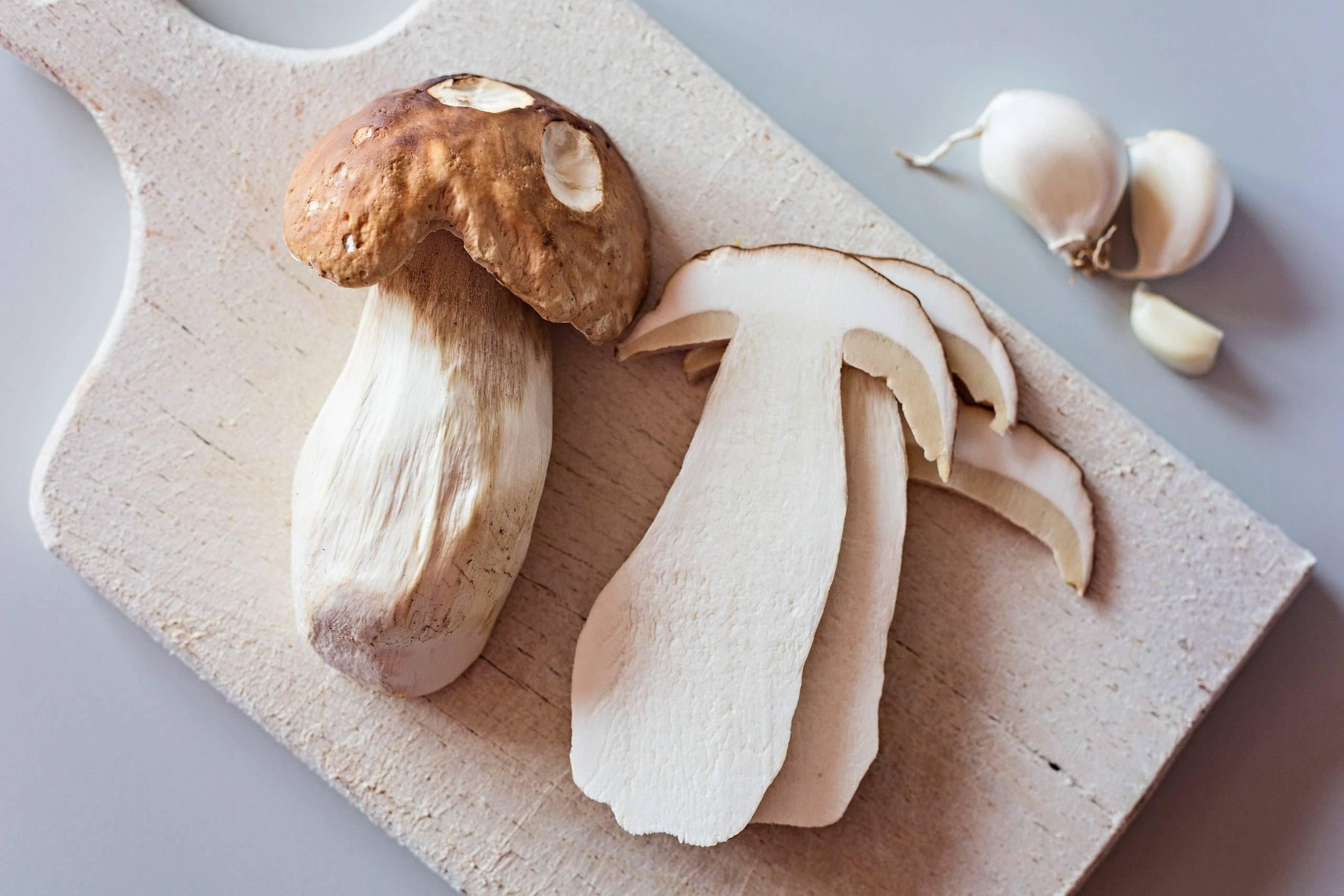 Как подготовить грибы к употреблению в пищу? советы +видео