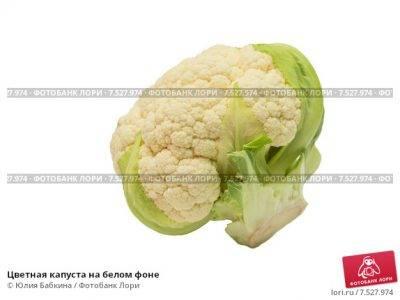 Советы, как вырастить цветную капусту, чтобы у нее завязались кочаны