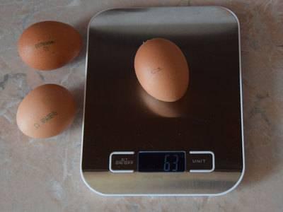 Сколько в среднем весит 1 куриное яйцо: описание, обзор, видео и фото