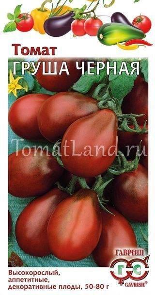 Томат розовая груша: описание сорта, отзывы