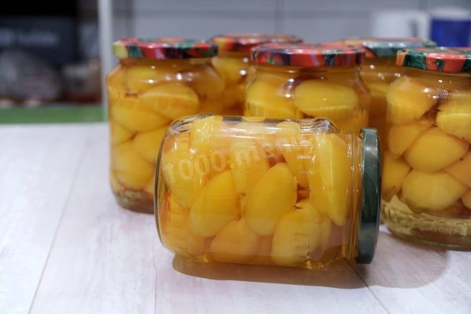 Компот из абрикосов и малины на зиму - 8 пошаговых фото в рецепте