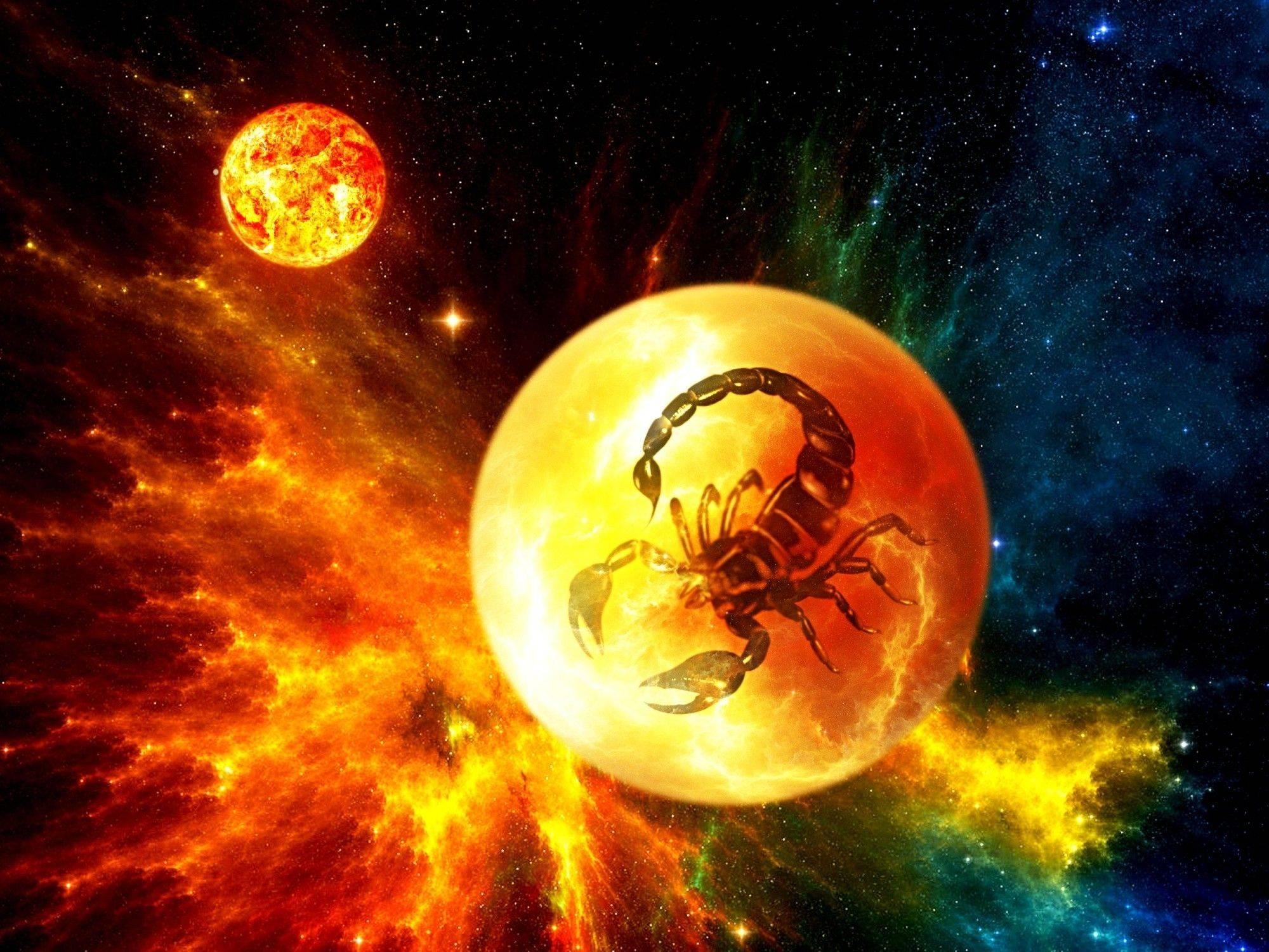 Луна в скорпионе (лунный день)черты характера мужчины, женщины