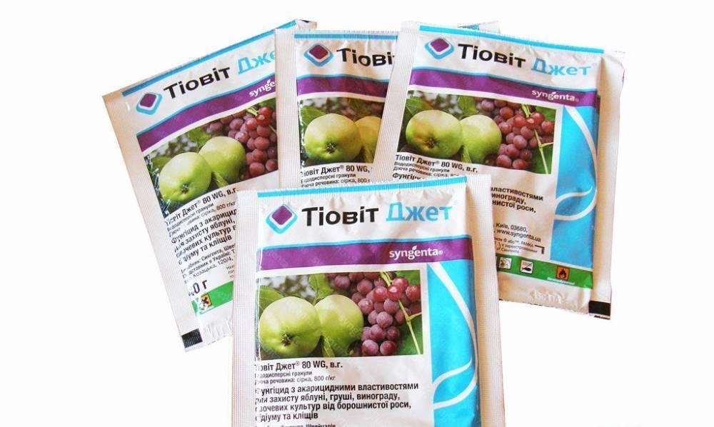Тиовит джет, вдг (фунгициды, пестициды) — agroxxi
