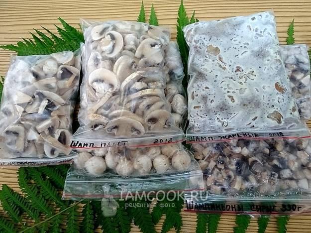 Как заморозить грибы обабки на зиму в морозилке: 4 способа » сусеки