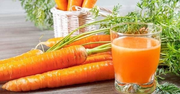Помогает ли сырая морковь при изжоге
