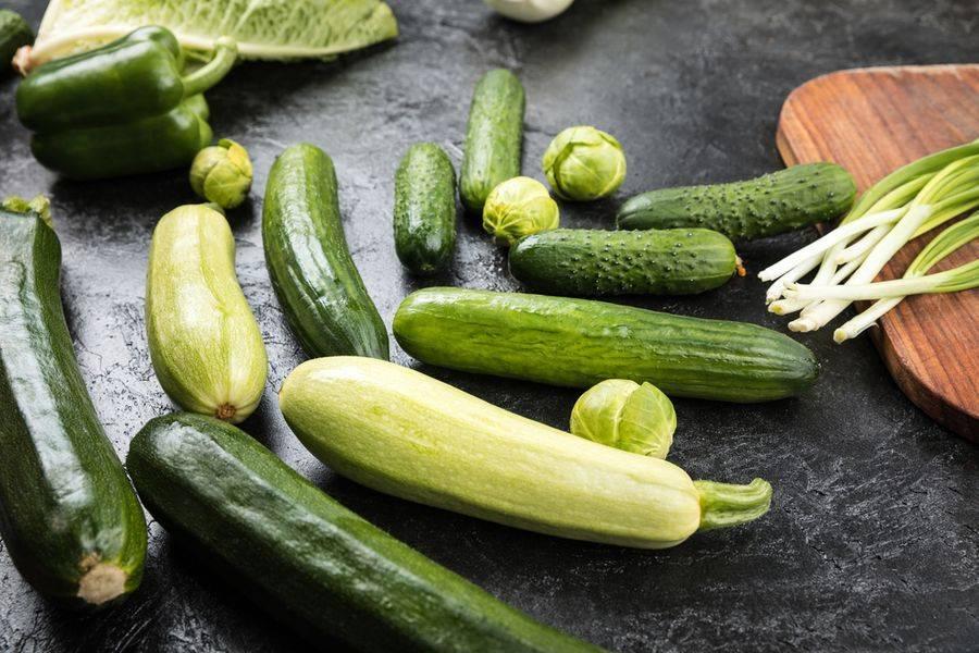 Чем отличаются цуккини и кабачки?