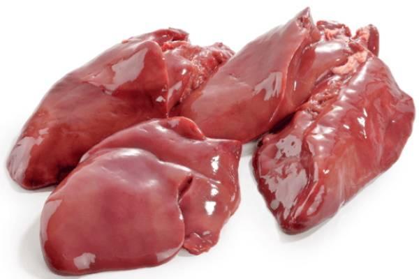 Печень индейки: польза и вред, калорийность, состав