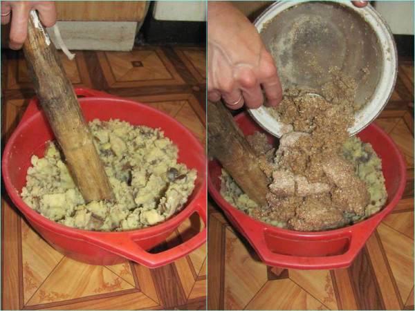 Промышленный комбикорм и корм для перепелов своими руками