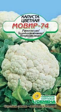 Лучшие сорта цветной капусты, топ-10 рейтинг хороших семян капусты