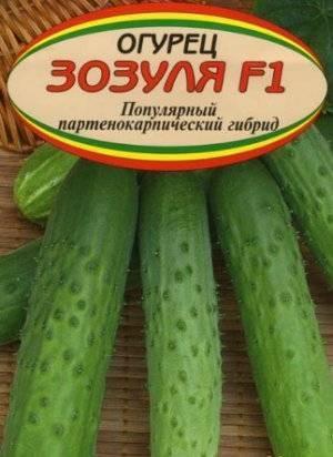Огурец зозуля f1: описание сорта, фото, отзывы, урожайность