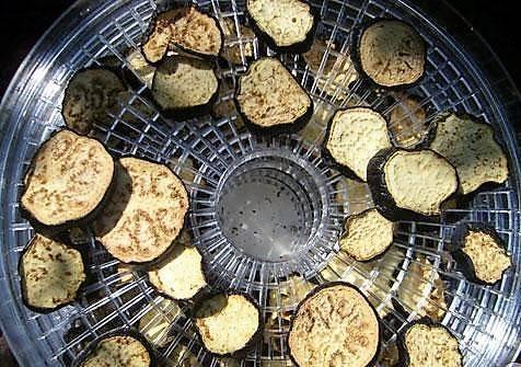 Сушеные баклажаны или как сделать лечебную заготовку на зиму