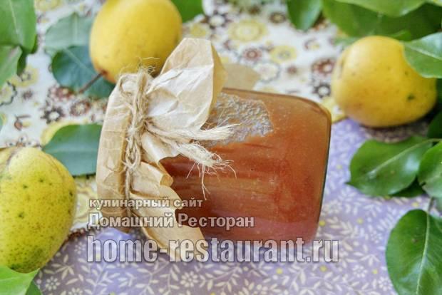 Сгущенка из груш с молоком рецепт - bookcooks.ru