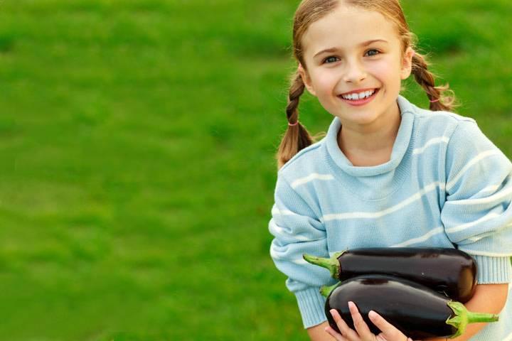 С какого возраста ребенку можно баклажаны - онлайн медицина