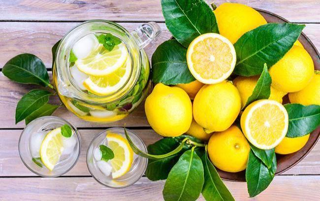 Лимон с содой от рака