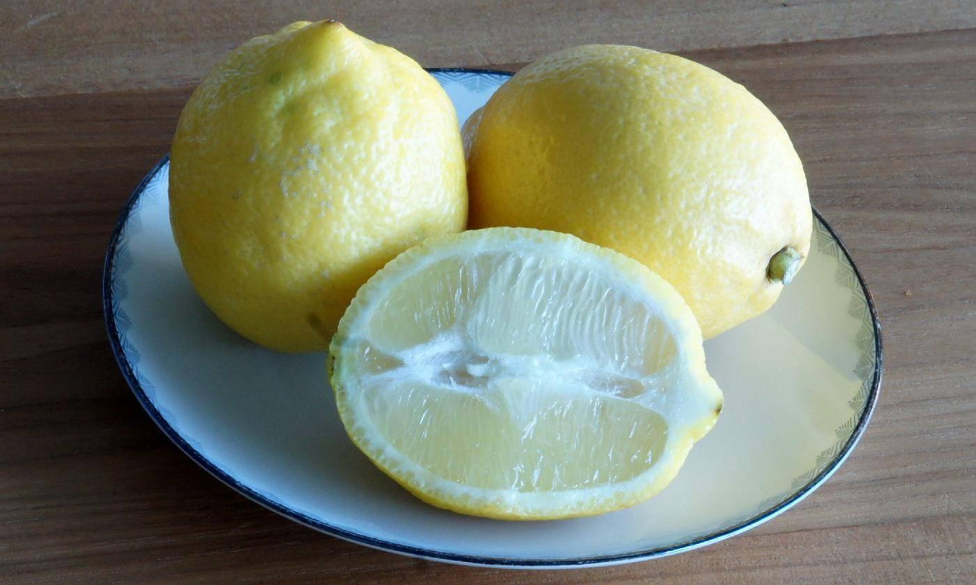 Лимон при атеросклерозе сосудов - про холестерин