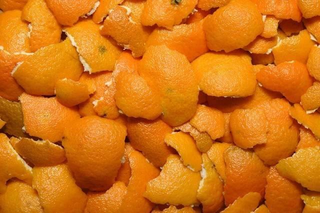 Корки мандаринов: полезные свойства