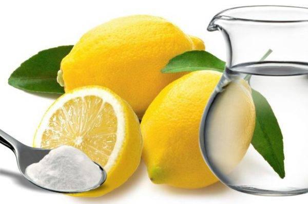 Лимон и сода против рака: отзывы
