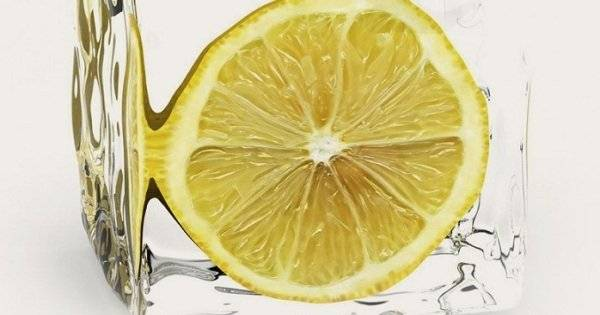 Замороженный лимон: польза и вред для здоровья организма, применение
