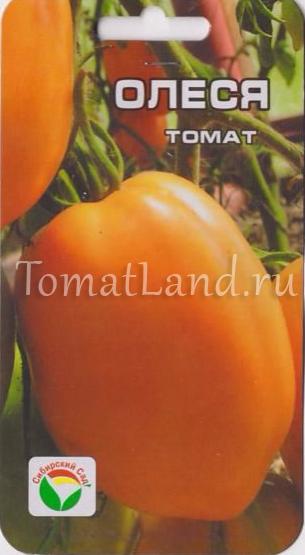 """Томат """"олеся"""": характеристика и описание сорта помидор, отзывы"""