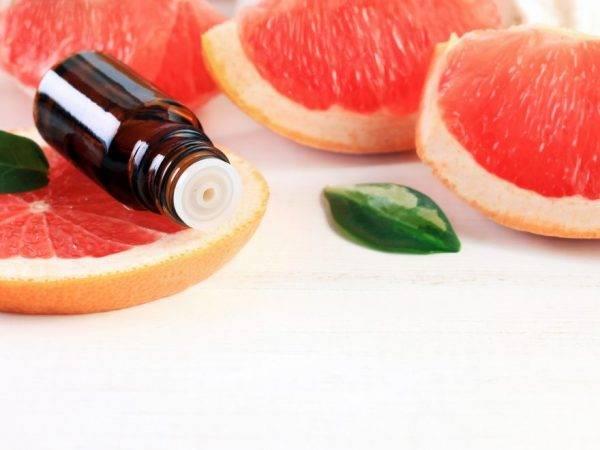 Масло грейпфрута: применения и 7 действенных рецептов