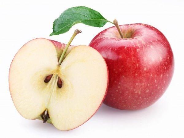 Почему темнеет яблоко? как предотвратить потемнение на срезе?