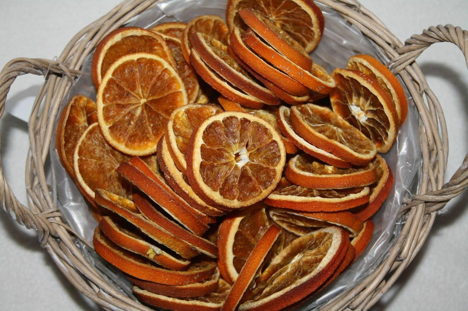 Как засушить дольки апельсина и цитрусовых для декора?