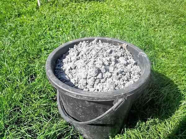 Какую золу нельзя использовать в огороде и почему