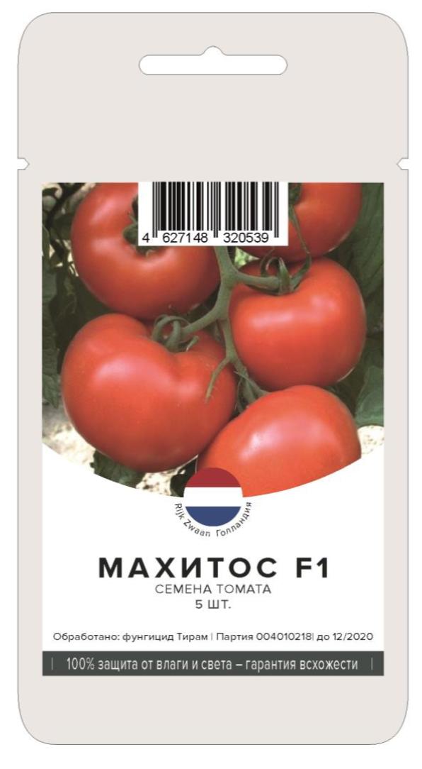 Томат махитос f1: характеристика и описание гибридного сорта с фото
