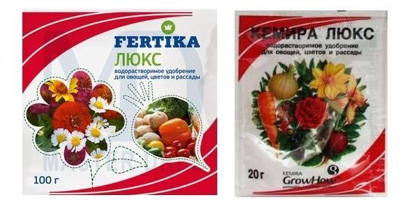 Удобрение кемира: инструкция по применению осенью и состав - почва.нет