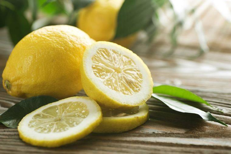 Польза и пищевая ценность лимона