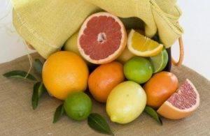 Все цитрусовые фрукты список - точный диагноз
