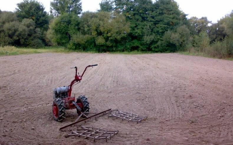 Особенности возделывания почвы: что делают бороной и мотоблоком, как правильно пахать и боронить