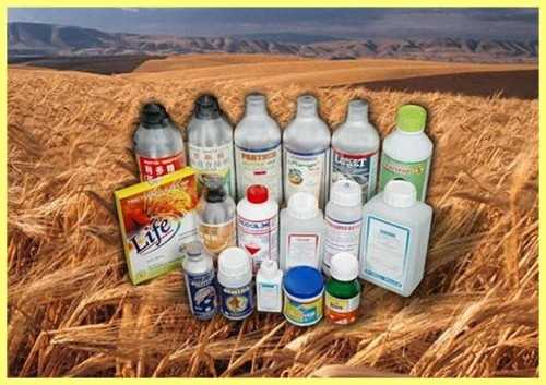 Использование пестицидов дома